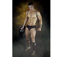 male nude art 2  Photographic Print