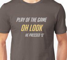 Just Press Q Unisex T-Shirt