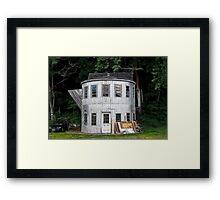 Coffee Pot Cafe Framed Print