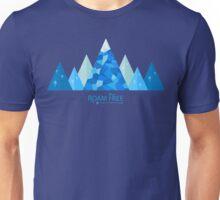 Roam Free Landscape Unisex T-Shirt