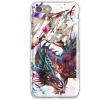 Unakite Dragon iPhone Case/Skin