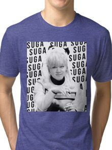 BTS Suga Tri-blend T-Shirt
