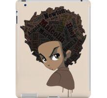 Huey Freeman - Black Power iPad Case/Skin