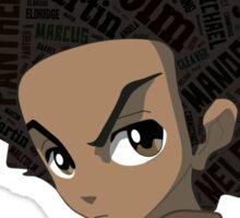 Huey Freeman - Black Power Sticker
