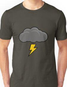Cartoon Thundercloud!! Unisex T-Shirt