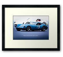 1964 Chevrolet Kellison II Framed Print