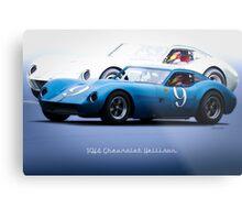 1964 Chevrolet Kellison II Metal Print