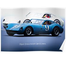 1964 Chevrolet Kellison II Poster