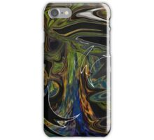 Evolution, Revolution, Cosmological Discongruities iPhone Case/Skin