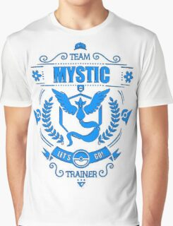 Choose Team Mystic! | Pokemon GO! Graphic T-Shirt