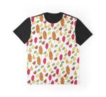 Autumn pattern 3 Graphic T-Shirt
