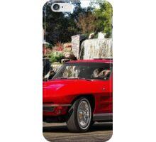 1964 Chevrolet Corvette Stingray iPhone Case/Skin