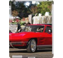 1964 Chevrolet Corvette Stingray iPad Case/Skin