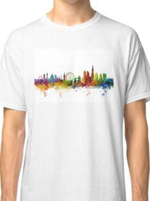 London England Skyline Classic T-Shirt