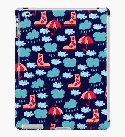 Autumn pattern 4 iPad Case/Skin