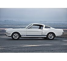 1965 Shelby Mustang GT350 I Photographic Print