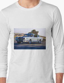 1965 Shelby Mustang GT350 II Long Sleeve T-Shirt