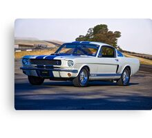 1965 Shelby Mustang GT350 II Canvas Print
