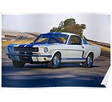 1965 Shelby Mustang GT350 II Poster