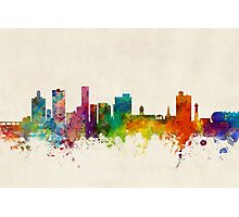 Port Elizabeth South Africa Skyline Photographic Print