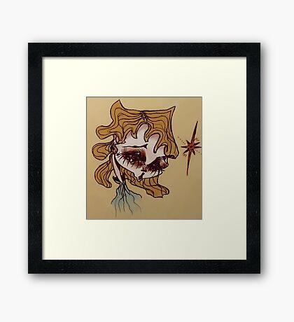 greldey Framed Print