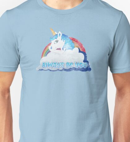 Central Intelligence - Unicorn (Faded as worn in the film) Bob Stone Unisex T-Shirt