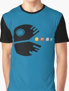 DEATH STAR PACMAN Graphic T-Shirt
