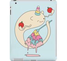Butter Monster iPad Case/Skin