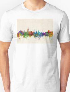 New Delhi India Skyline Unisex T-Shirt