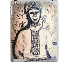 spirit of stillness iPad Case/Skin