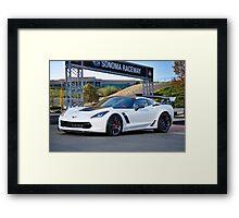 Chevrolet Corvette Z06 I Framed Print