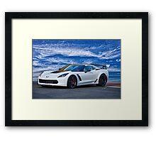Chevrolet Corvette Z06 II Framed Print