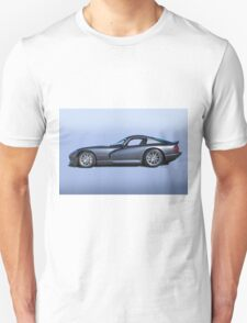 2000 Dodge Viper VS1 I Unisex T-Shirt
