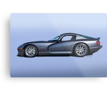 2000 Dodge Viper VS1 I Metal Print