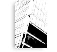 Office Tower Canvas Print