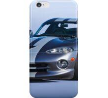 2000 Dodge Viper VS1 II iPhone Case/Skin