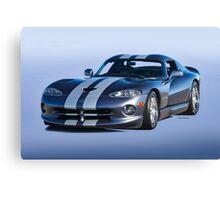 2000 Dodge Viper VS1 II Canvas Print