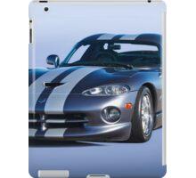 2000 Dodge Viper VS1 II iPad Case/Skin