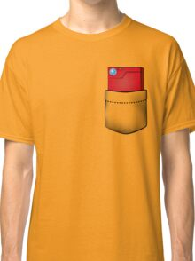Pokedex in my pocket Classic T-Shirt