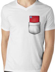 Pokedex in my pocket Mens V-Neck T-Shirt