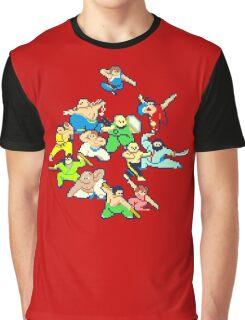 Kung Fu Jungle - Vol. 2 Graphic T-Shirt