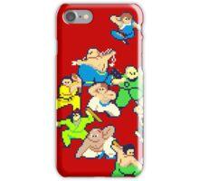 Kung Fu Jungle - Vol. 2 iPhone Case/Skin