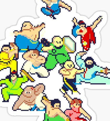 Kung Fu Jungle - Vol. 2 Sticker
