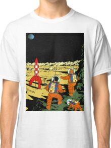 Explorers on the Moon Classic T-Shirt