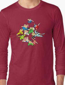 Kung Fu Jungle - Vol. 2 Long Sleeve T-Shirt