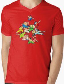 Kung Fu Jungle - Vol. 2 Mens V-Neck T-Shirt