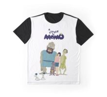 A Letter To Momo Graphic T-Shirt