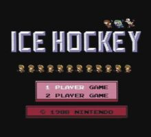 NES Ice Hockey by Griffin Laking