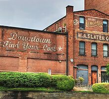 Find Your Coals in Downtown Durham by Kadwell
