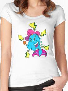 iPop Women's Fitted Scoop T-Shirt